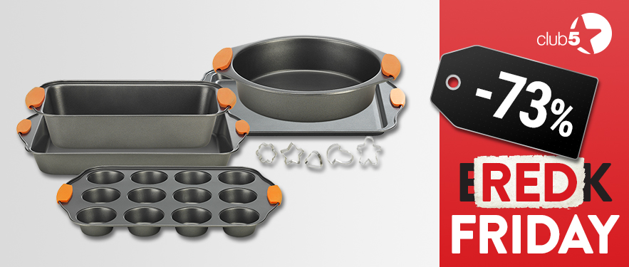 Enjoy Baking Set!